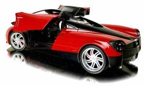 PAGANI HUAYRA Auto METAL MODEL Welly 1:24