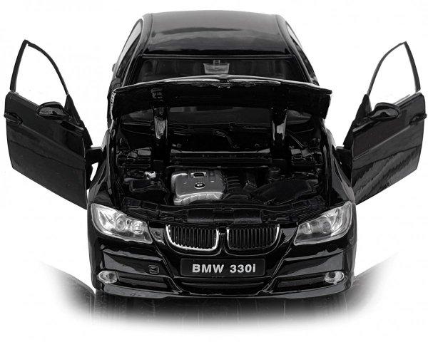 BMW 330i Auto Welly METALOWY MODEL 1:24