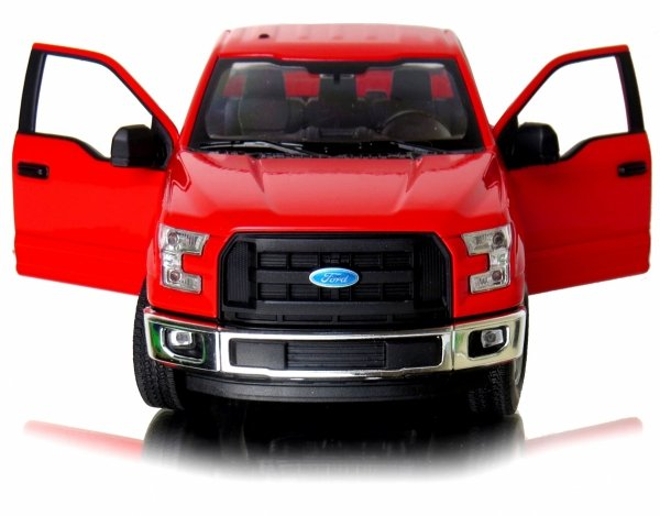 2015 FORD F-150 REGULAR CAB Auto Metal Welly 1:24