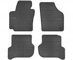 Dywaniki gumowe czarne SEAT Altea | Altea XL od 2004 | VW Golf Plus od 2005