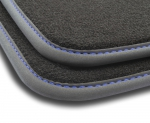 F2H00000 Dywaniki welurowe Premium FORD Kuga I 2008-2012