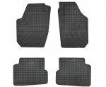 Dywaniki gumowe czarne SEAT Cordoba od 2008 | SKODA Fabia II od 2007