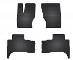 Dywaniki gumowe czarne LAND ROVER Range Rover Sport II od 2013