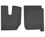 Dywaniki gumowe czarne IVECO Stralis wąska kabina od 2002