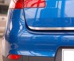 RENAULT MEGANE III 5D HATCHBACK od 2009 Listwa na klapę bagażnika (matowa)
