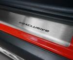 VW EOS od 2006 Nakładki progowe STANDARD mat 2szt