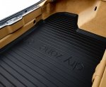 Mata bagażnika VOLKSWAGEN Polo VI od 2017 Hatchback górna podłoga bagażnika