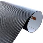 Folia Carbon Czarny 3M CA421 30x200cm