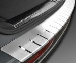 VW T6 TRANSPORTER / T6 MULTIVAN od 2015 Nakładka z zagięciem na zderzak (stal)