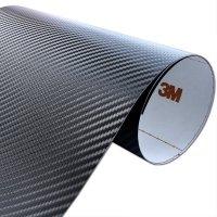 Folia Carbon Czarny 3M CA421 60x100cm