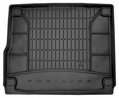 Mata bagażnika gumowa VW Touareg II R-line 2010-2018 bez wnęk bocznych