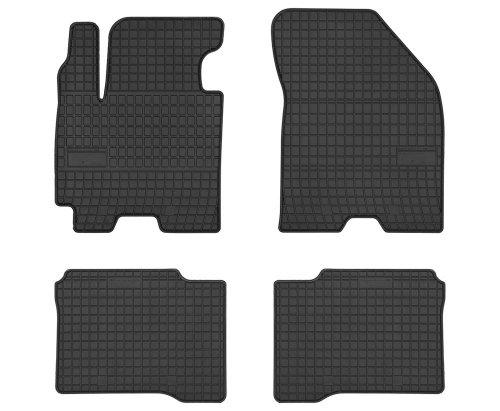 Dywaniki gumowe czarne SUZUKI SWIFT V od 2017