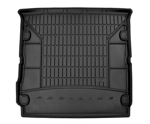 Mata bagażnika gumowa NISSAN Pathfinder III od 2005 wersja 7 osobowa (złożony 3 rząd siedzeń)
