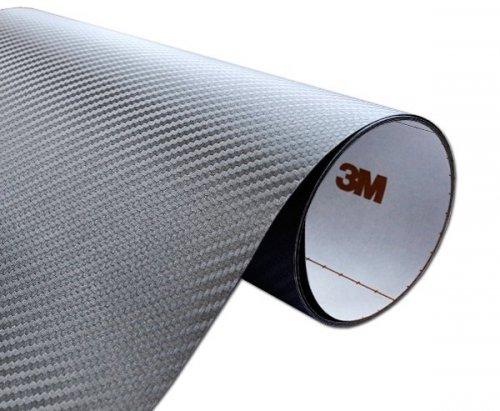 Folia Carbon Grafit 3M CA420 60x50cm