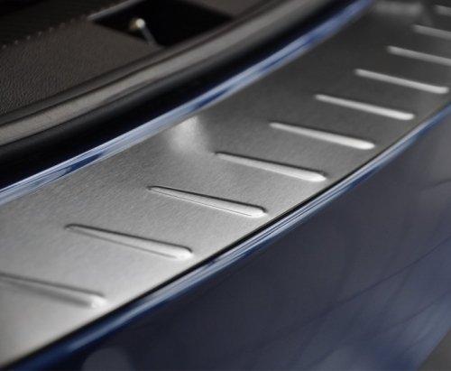 VW PASSAT B7 4D SEDAN od 2010 Nakładka na zderzak płaska tłoczona (stal)