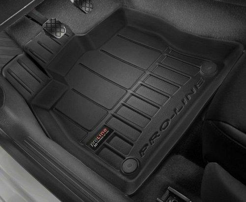 Dywaniki gumowe 3D do TOYOTA Avensis II 2003-2009