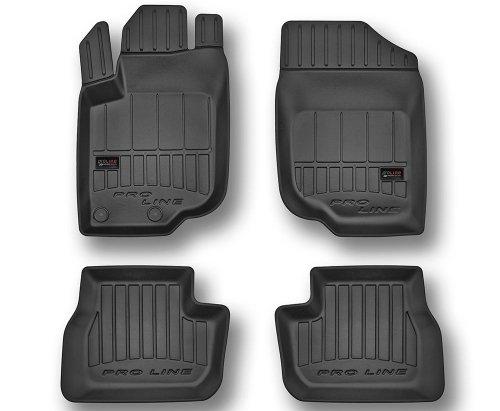 Dywaniki gumowe 3D do Peugeot 207 2006-2012