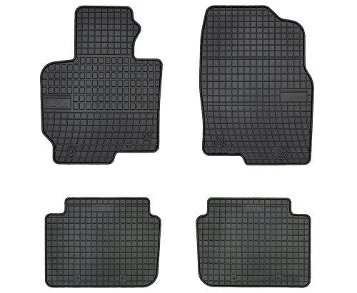 Dywaniki gumowe czarne MAZDA CX-5 2012-2017