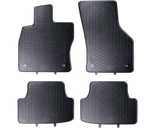 Dywaniki gumowe Seat Leon III od 2012 / Vw Golf VII od 2012