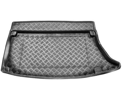 Mata do bagażnika Standard Hyundai i30 HB 2007-2012 wersja z kołem dojazdowym (niepełnowymiarowe)