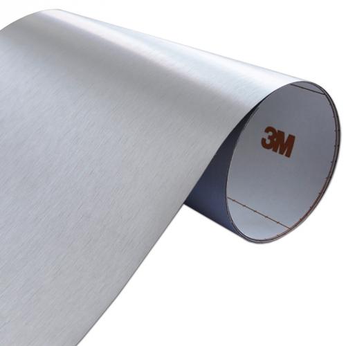 Folia Szczotkowane Aluminium 3M ME904 60x50cm