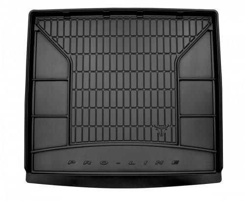 Mata bagażnika gumowa RENAULT Espace IV 2002-2014 wersja 7 osobowa (złożony 3 rząd siedzeń)