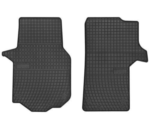 Dywaniki gumowe czarne VW Crafter II od 2017