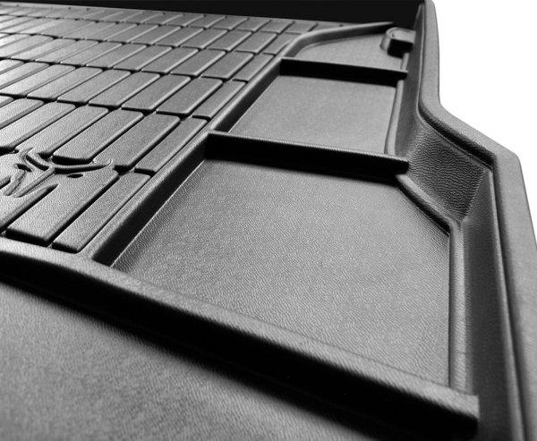 Mata bagażnika gumowa KIA Ceed III Kombi od 2018 z wnęką po lewej stronie, z subwooferem