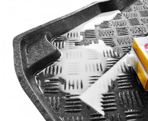 Mata bagażnika Standard Citroen DS3 II CROSSBACK od 2019 z system nagłośnienia Fokal