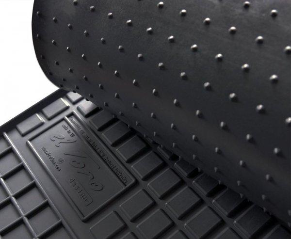 Dywaniki gumowe czarne MERCEDES C W205 od 2014