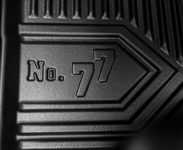 Dywaniki gumowe No.77 do VW Passat B7 2010-2014