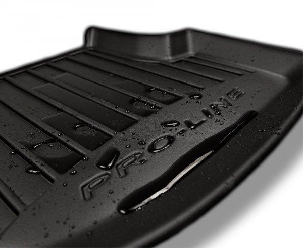 Dywaniki gumowe 3D do KIA Stinger od 2017 nie pasuje do wersji 4x4