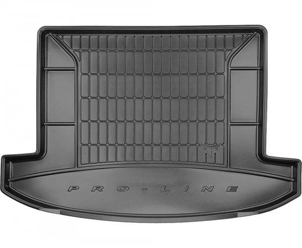 Mata bagażnika gumowa KIA Carens IV od 2013 wersja 7 osobowa ( ostatni rząd siedzeń złożony )