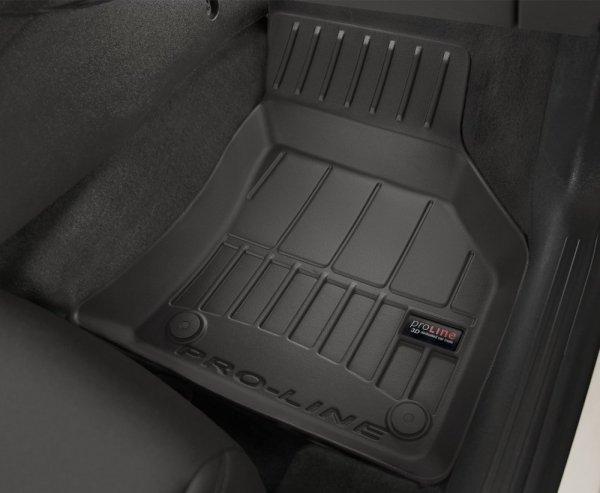 Dywaniki gumowe 3D do SEAT Toledo IV 2012-2018