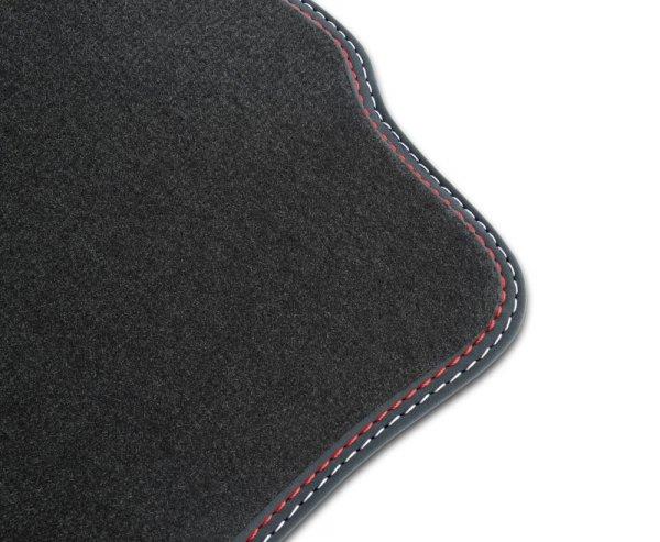F3H04000 Dywaniki welurowe Premium PEUGEOT 207 2006-2012