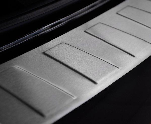 BMW 3 F34 Gran Turismo M PAKIET 2013-2016 Nakładka na zderzak TRAPEZ Mat