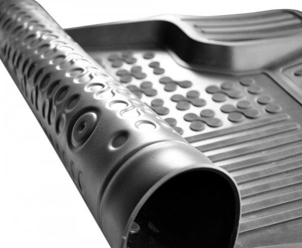 Dywaniki korytka gumowe JAGUAR F-PACE od 2016 ;LAND ROVER RANGE ROVER VELAR od 2017