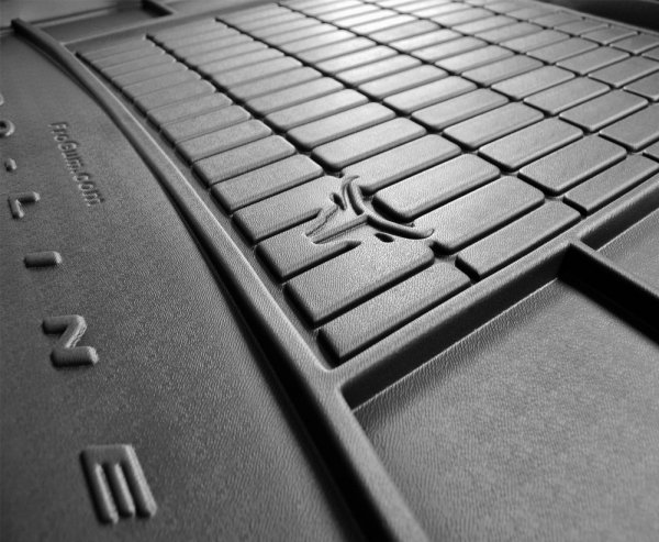 Mata bagażnika gumowa VW Polo VI od 2017 górna podłoga bagażnika