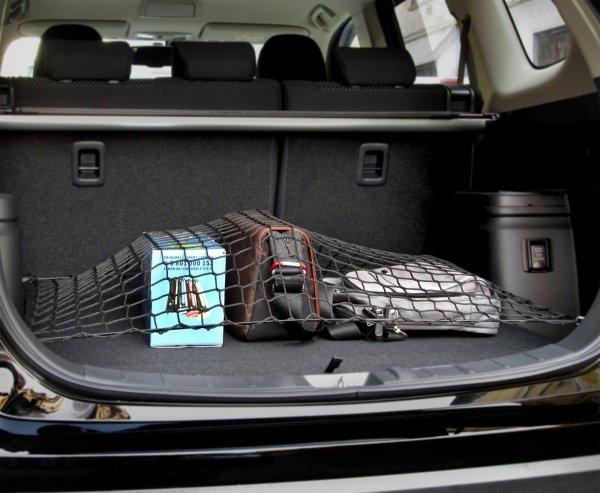 Siatka bagażnika Mercedes R Klasa 7-os. 2005-2013 duża