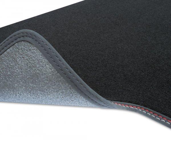 F3H04000 Dywaniki welurowe Premium SKODA SUPERB I 2001-2008 8 stoperów