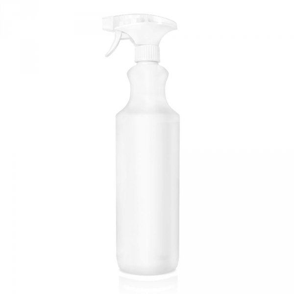 RRC Pusta butelka z triggerem i podziałką 1L