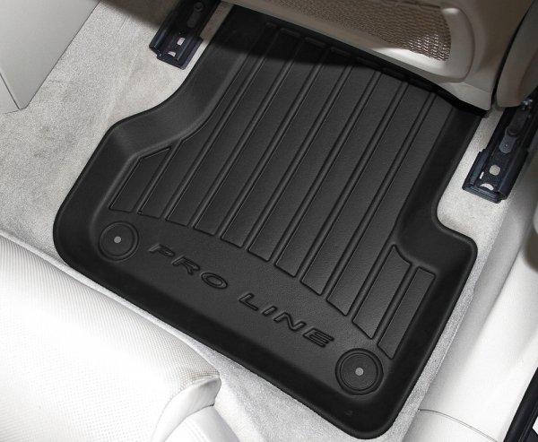 Dywaniki gumowe 3D do FIAT Tipo hatchback od 2015