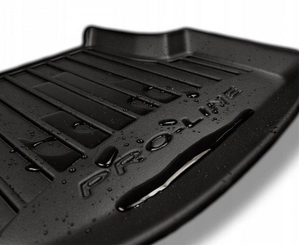 Dywaniki gumowe 3D do MERCEDES A W176 2012-2018