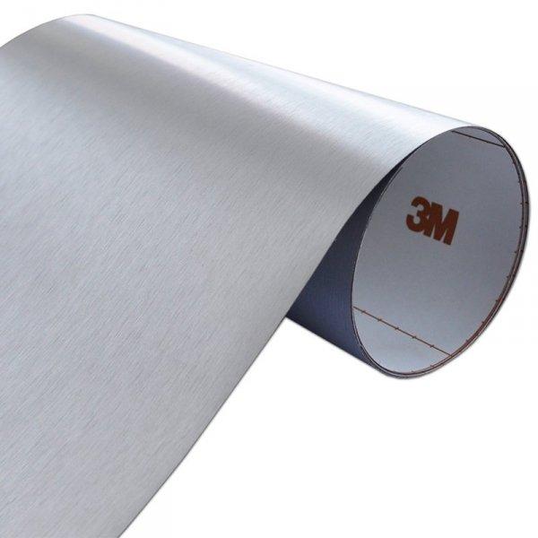 Folia Szczotkowane Aluminium 3M ME904 122x400cm
