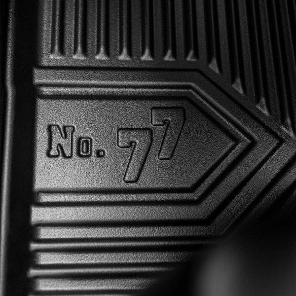 Dywaniki gumowe No.77 SEAT Ibiza V od 2017