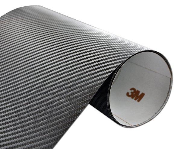 Folia Carbon Czarny Połysk 3M CA1170 10x20cm