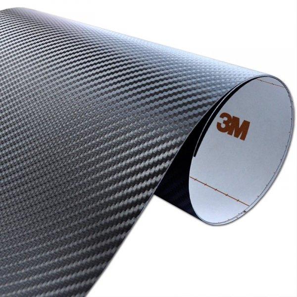 Folia Carbon Czarny 3M CA421 122x70cm