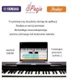 YAMAHA P-45B pianino cyfrowe