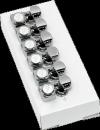 Fender 0990818100  klucze blokowane chrom