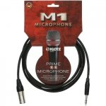Klotz M1MS1K0300 kabel mikrofonowy 3m xlr-jack